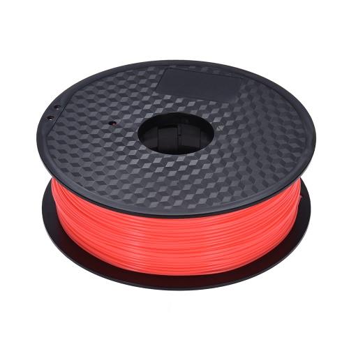 1.75mm PLA Filament 1kg / Rolle kompatibel mit den meisten 3D-Drucker und Stifte
