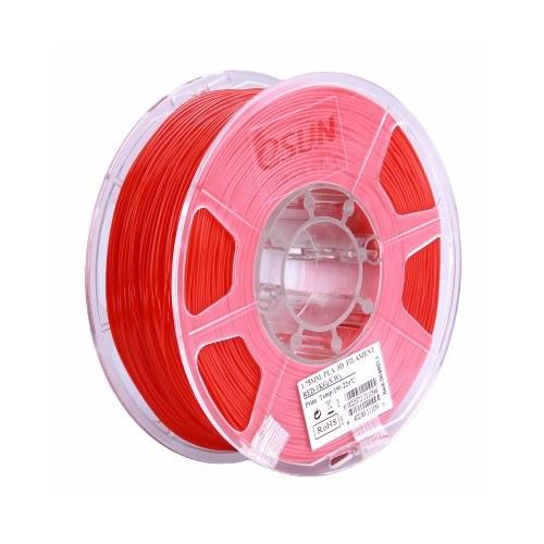 eSUN PLA 1.75mm 3D-Drucker Filament-Korn-Korn-Veredelungsmaterial