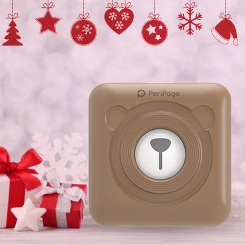 PeriPage Mini Pocket Wireless BT Thermal Printer
