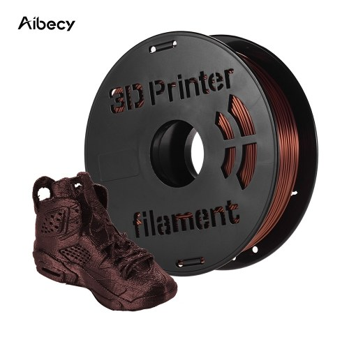 PLA 3D Printer Filament Dimensional Accuracy No Clogging Printing Consumables