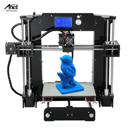 Anet A6 High Precision Big Size Desktop 3D Printer Kits