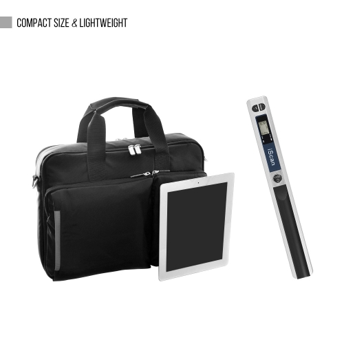 Portable Wireless A4 Size Document & Images Scanner
