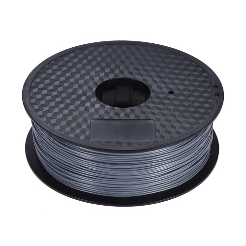 Color Optional ABS Plastic Filament 1kg-Roll 2.2lb 1.75mm for MakerBot Anet RepRap 3D Printer Pen Me