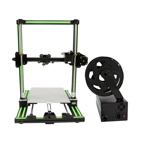 Anet E10 3D Printer DIY Kit Super Building Volume 220*270*300mm with 8GB TF Card