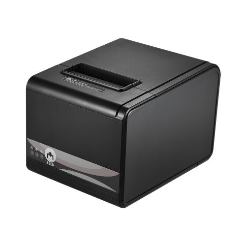 Impressora de recibos térmicos Gprinter GP-80250I de 80 mm para computador POS Cash Drawer
