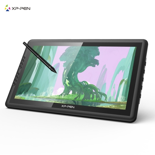 XP-Pen Artist 16 Pro 15.6 polegadas IPS Art Graphics Desenho de Monitor Digital Pen Display para Windows Mac
