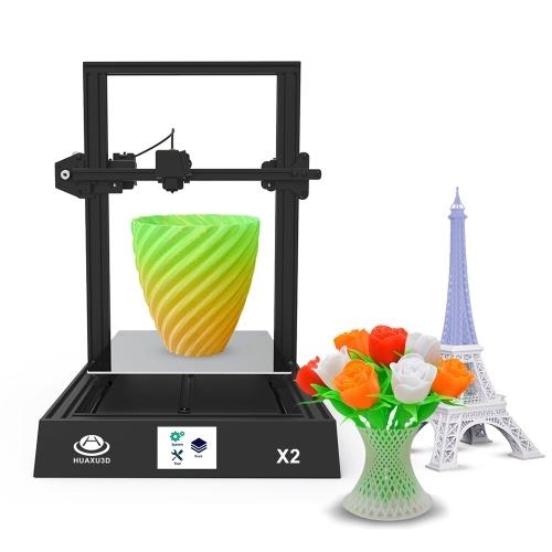 HUAXU3D X2 - Hochpräziser 3D-Desktopdrucker