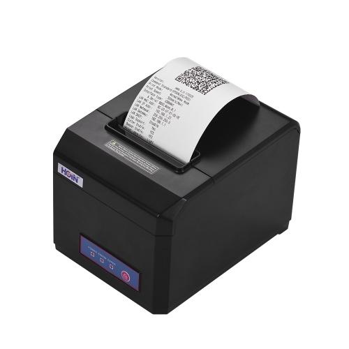 Impressora de recibos térmica USB HOIN 80mm