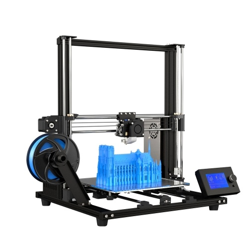 Anet A8 Plus Upgraded High-precision DIY 3D Printer
