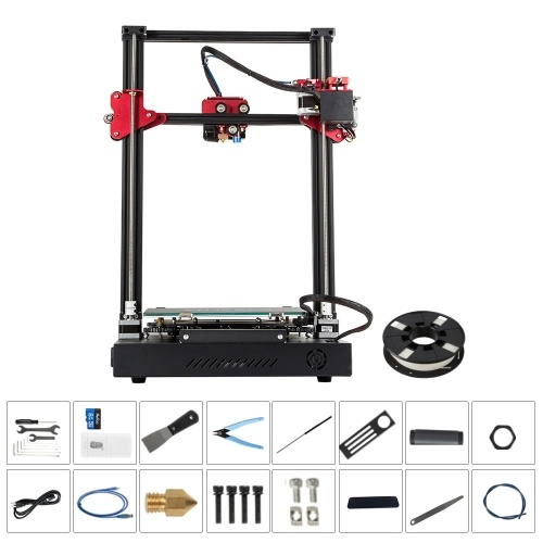 Cafago coupon: CREALITY CR-10S Pro Upgraded Auto Leveling 3D Printer DIY Self-assembly Kit