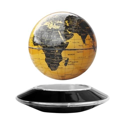 Schwimmender Globus der Magnetschwebebahn