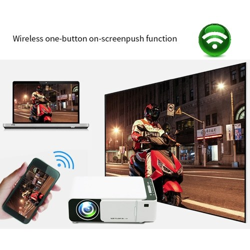 T5 Portable High Definition 1080P Projector