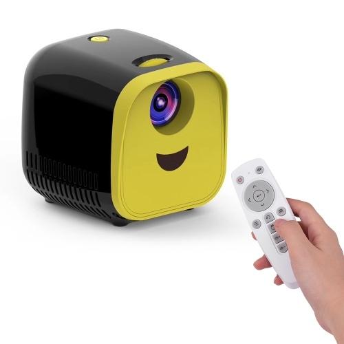 Mini proiettore video per bambini a LED