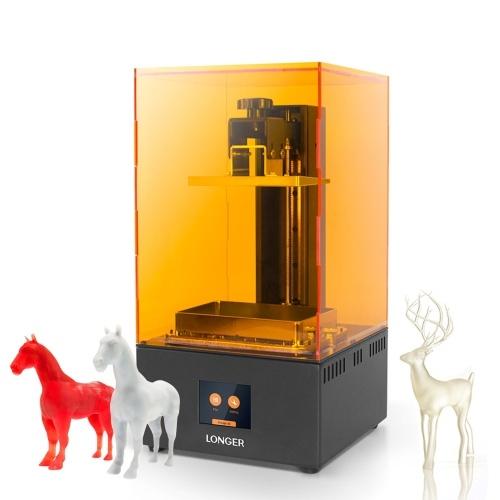 Смола для 3D-принтера LONGER Orange 30 UV Photocuring