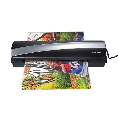 A4 Photo Paper Film Document Thermal Hot and Cold Laminator