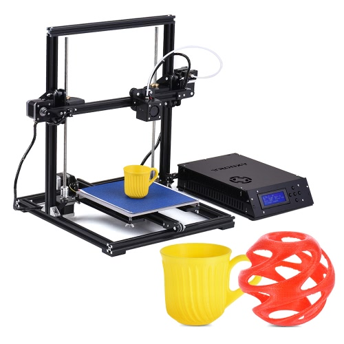 TRONXY X3 High Precision 3D Printer Kit With Free 8GB TF Card