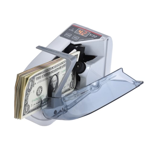 Mini Handy Bill Cash Banknote Counter