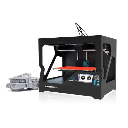 Geeetech GiantArm D200 FDM Impressora 3D de mesa Máquina completa de montagem de alta precisão