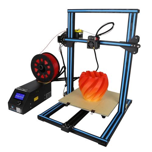 Critical CR-10S Auto-montagem 3D DIY Impressora 300 * 300 * 400mm Tamanho da impressão