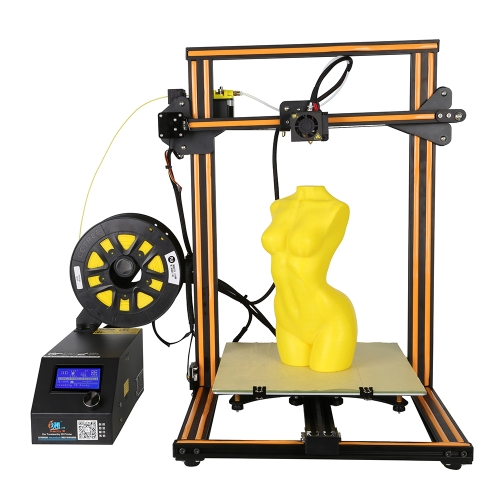 Creality CR-10S Self-assembly 3D DIY Printer 300 * 300 * 400mm Print Size