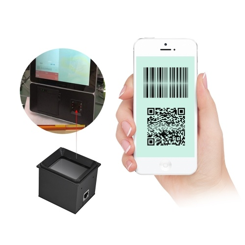 Aibecy 2D / QR / 1D Встроенный сканер