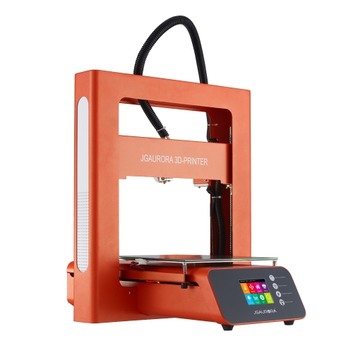 JGAURORA A3S Full-metal Frame LCD Touch Screen DIY 3D Printer