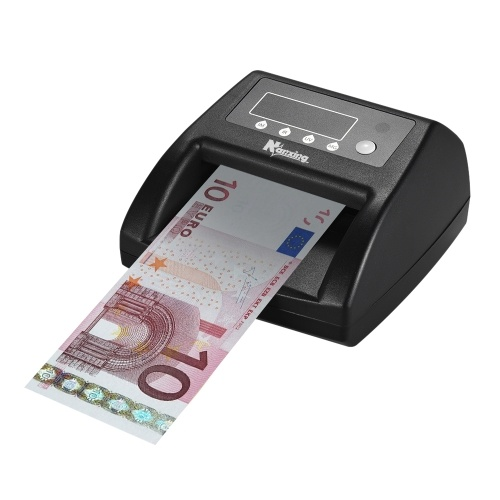 Nanxing NX-125 Portable Counterfeit Money Detector With LED Display