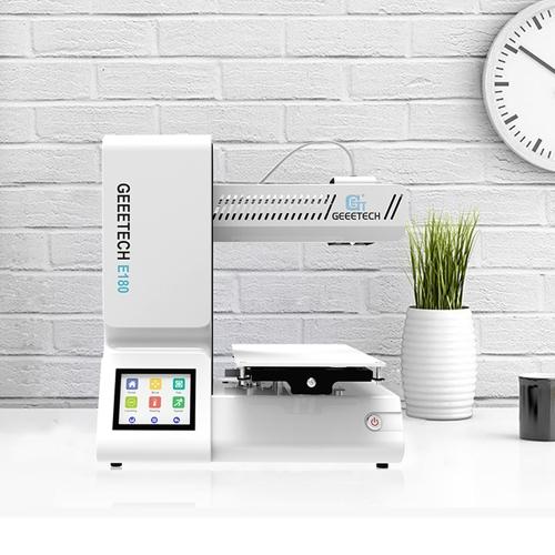 Geeetech E180 High Precision Fully Assembled Desktop 3D Printer