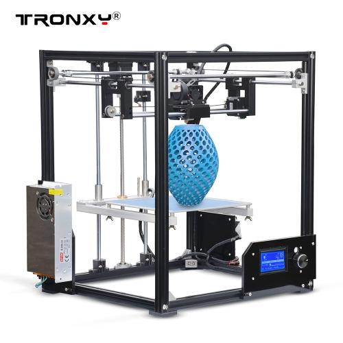 Tronxy X5 Full Metal Frame 3D Printer Kits Printing Size 210 * 210 * 280mm
