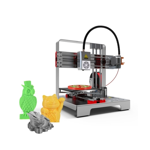 Easythreed E3D Pro Mini 3D Printer for Children Kid Student