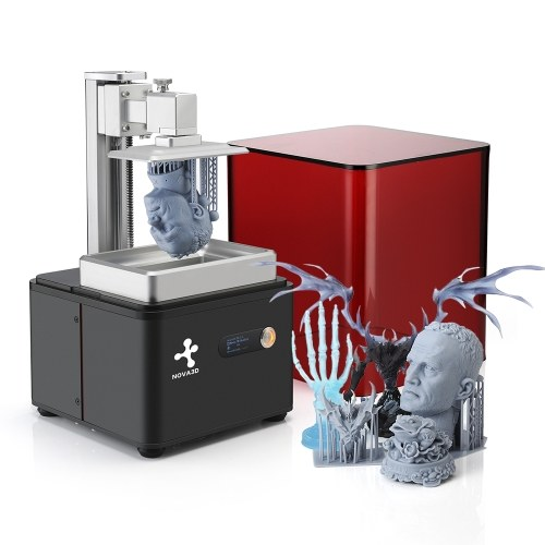 Nova3D Bene1 Desktop LCD 3D Printer