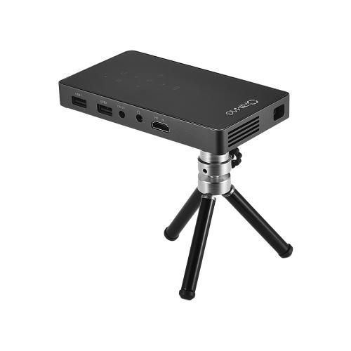 Orimag Mini Portable Video Projector HD Input Auto Correction DLP