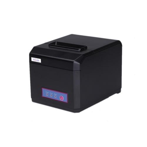HOP-E801 80MM Термопринтер Приемная машина Печать Поддержка USB-соединения