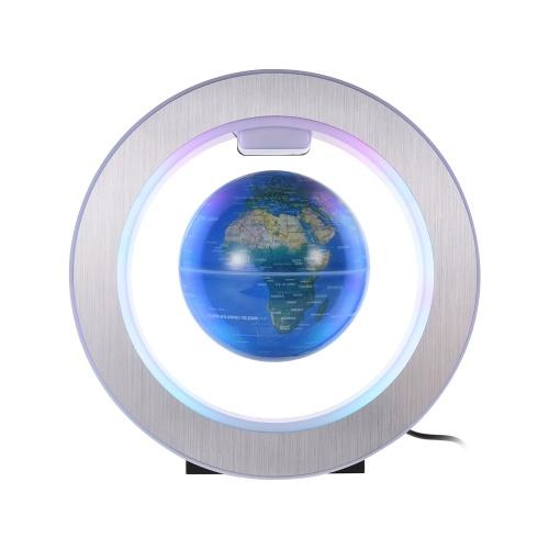 Globo Flutuante de Levitação Magnética de 4 Polegadas