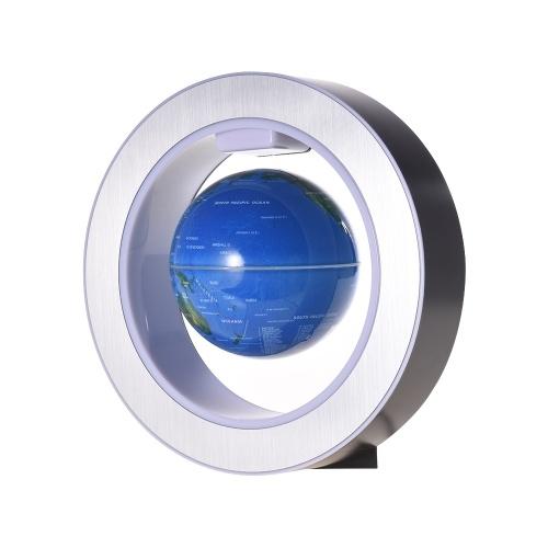 4 Inch Magnetic Levitation Floating Globe Lighting Blue Earth Globe