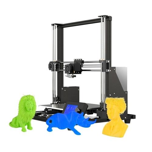 Anet A8 Plus Upgraded High-precision DIY 3D Printer