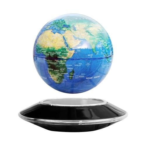Globe flottant à lévitation magnétique
