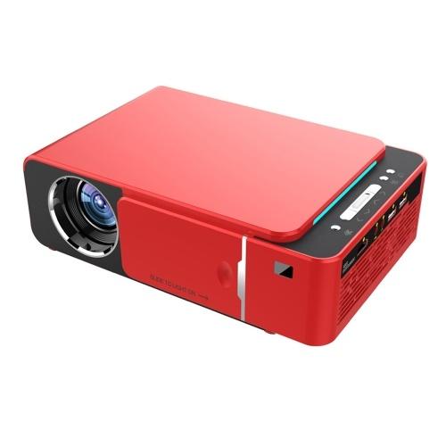 T6 Портативный проектор высокой четкости 1080P