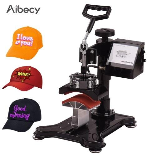 Aibecy 5,5x3 pollici Altalena Combo Cappello digitale cappello termopressa termopressa