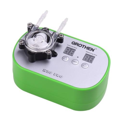 GROTHEN Dosage minuté Pompe péristaltique Pompe doseuse Dispositif d'arrosage intelligent Contrôle de la minuterie