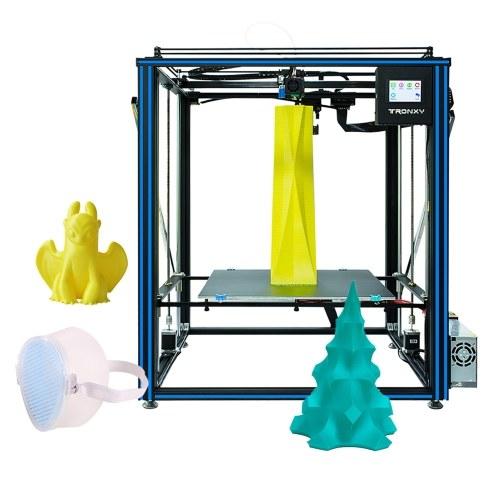 Stampante 3D ad alta precisione Tronxy X5SA-500PRO