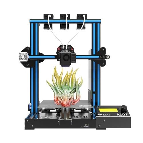 Geeetech A10T Настольный 3D-принтер