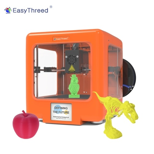 EasyThreed ET-5000 Mini Desktop Fully Assembled 3D Printer