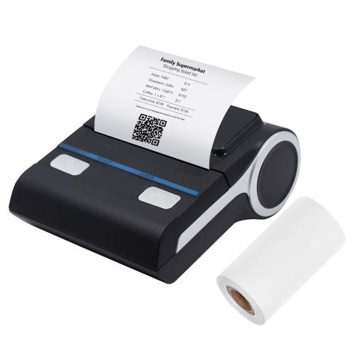 Портативный чековый принтер Milestone 80 мм