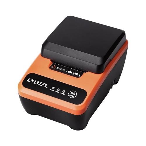 Stampante termica per etichette USB Stampante di alta qualità Qr Code Sticker Stampanti per etichette per abbigliamento termico con codice a barre