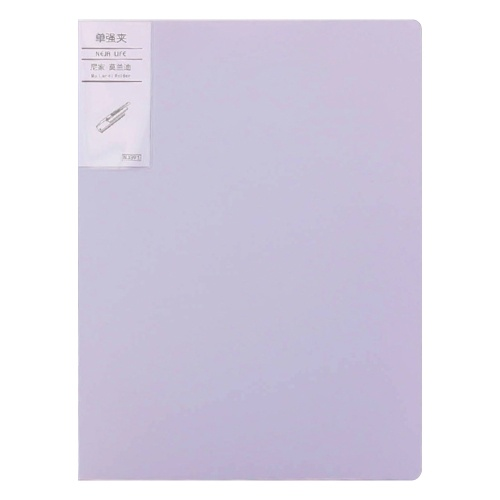 A4 Clipboard Folder File Folder Writing Pad Single Clip for School Office Business Meeting