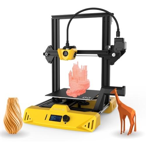 Hochpräziser 3D-Drucker mit Artillerie-Hornisse