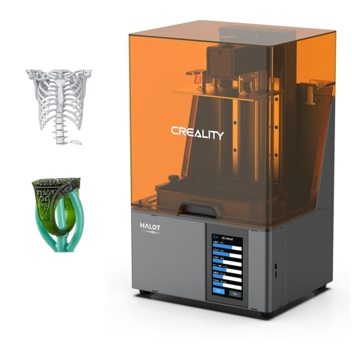 Imprimante 3D Creality HALOT-SKY originale Photocuring UV Imprimante 3D en résine LCD