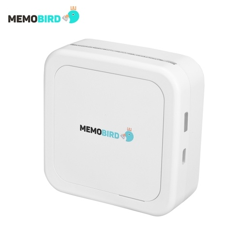 MEMOBIRD GT1 Pocket Thermal Printer BT Wireless Printing Photos Notes Receipts (OS0949W) photo