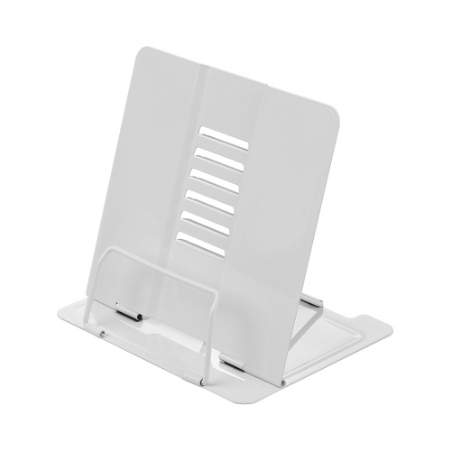 Steel Book Holder Adjustable Six Angles Bookstand фото